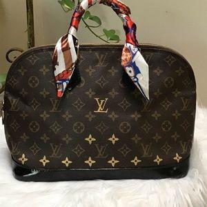 Louis Vuitton Bags - Authentic LV ALMA PM